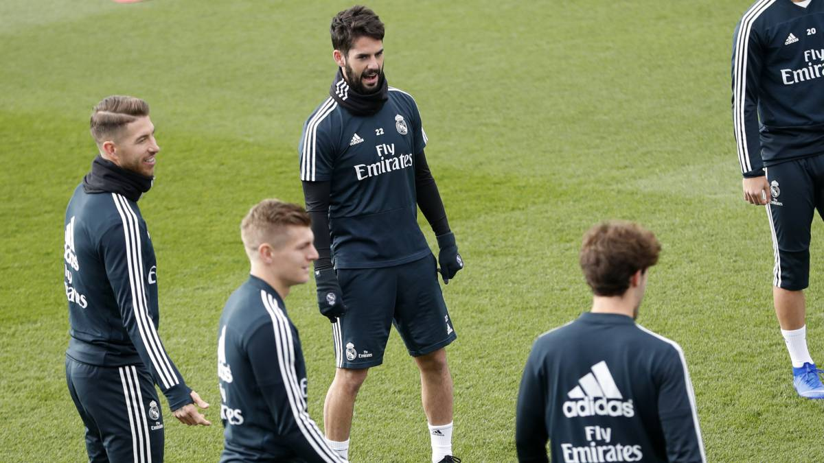 Real Madrid: Isco back but Kroos and Marcelo out for Valencia