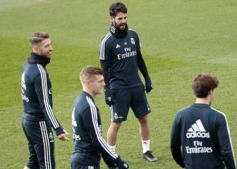 Isco back but Kroos and Marcelo out for Valencia