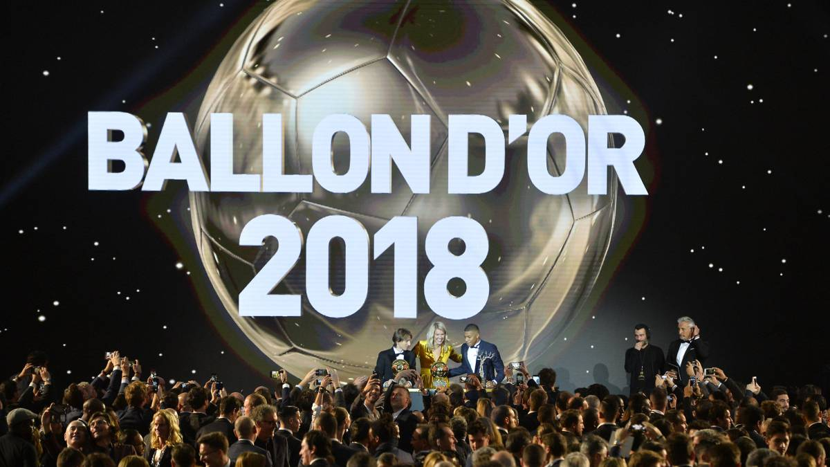 Ballon d'Or 2018: all the votes cast for player of the year