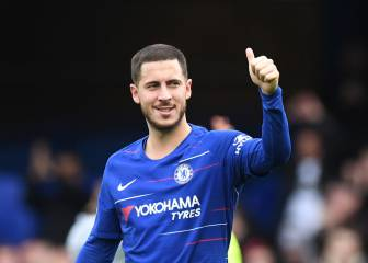 Real Madrid reportedly agree terms with Eden Hazard