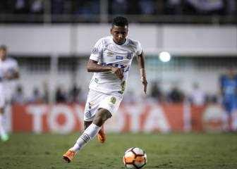 Brazilian starlet Rodrygo confirms Madrid move in July