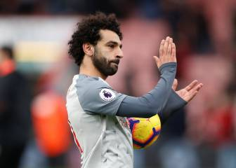 Hat-trick hero Salah rejects man-of-the-match award