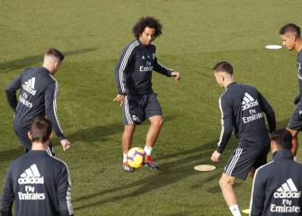 Marcelo misses out against Huesca