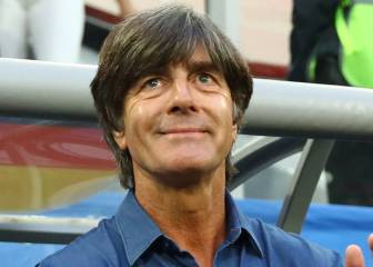 Löw speaks of option to coach Real Madrid after Germany