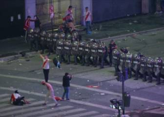 Trouble in Buenos Aires after River's Copa Libertadores win