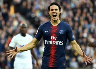 Cavani lined up for Atlético as Chelsea and Napoli watch on
