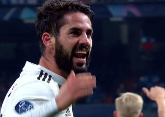 Isco seemingly confronts Bernabéu fans in CSKA defeat