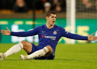 Morata setting sights on Barça move claim RAC 1
