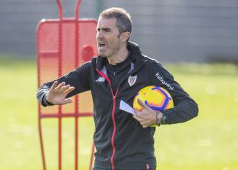 El Athletic revive con Garitano
