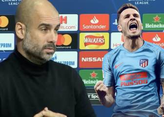 Guardiola explains why City won't be trying to sign Saúl