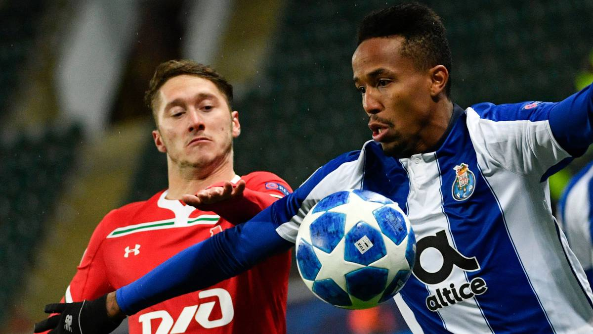 Madrid look to sign Eder Militao from Porto