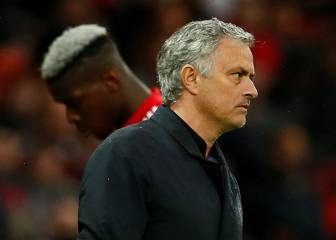 Mourinho sacked after four players threatened mutiny