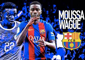 Another signing for Barça: Senegalese full-back Wague