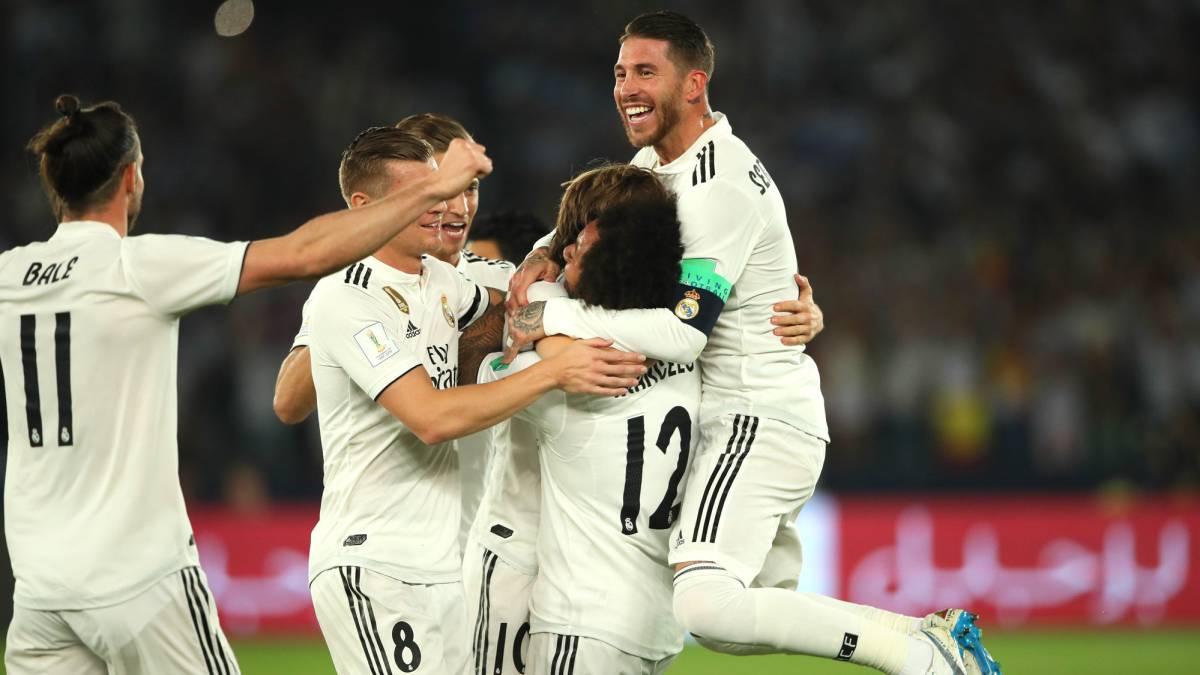 Real Madrid - Al Ain en directo: final Mundial de Clubes en vivo