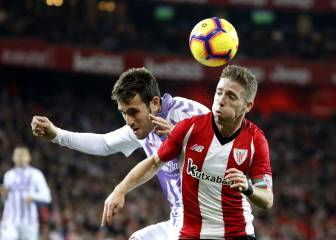Resumen del Athletic vs. Valladolid de la Liga Santander
