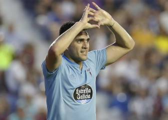 Barça keen on Maxi Gómez as successor to Luis Suárez