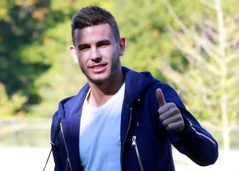 Lucas Hernández to stay with Atletico through to end of season