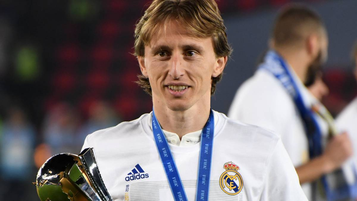 Inter Milan's Director of Sport hasn't given up on Modric