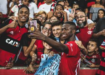 Vinicius returns to the Maracanã as the star of the future