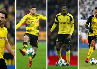 Dortmund's 10 most lucrative player sales