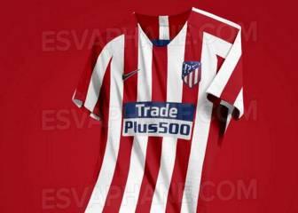 El Atleti volverá a lo  clásico  en la camiseta de la ... e98285db74796