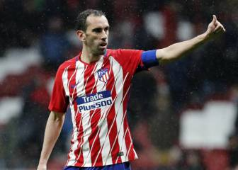 Diego Godín 'agrees' two-year deal with Inter Milan - reports