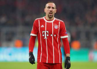 Ribéry hits out after gold plate steak-gate:
