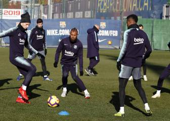 Murillo, Malcom, Sergi Roberto in the list for Getafe trip