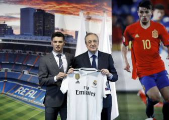 Under-23 Real Madrid: now the focus is on youth