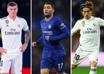 Inter eyeing bold bid for Kovacic, Kroos and Modric