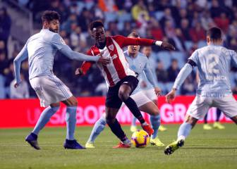 El 1x1 del Athletic: Williams desequilibró