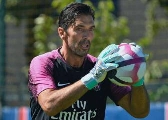 Buffon admits suffering depression and panic attacks