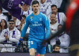 Injury-hit Courtois ruled out for 10 days to two weeks