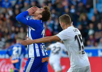 Alavés y Athletic: acuerdo por Ibai