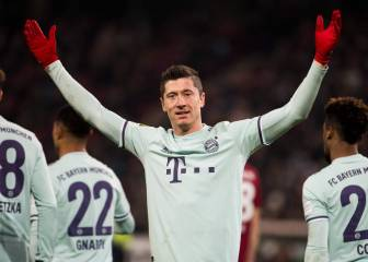 Lewandowski could only have joined Real Madrid, says agent
