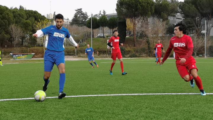 Crónica Recreativo Alcalá - As Fin de Semana. Grupo C Liga As