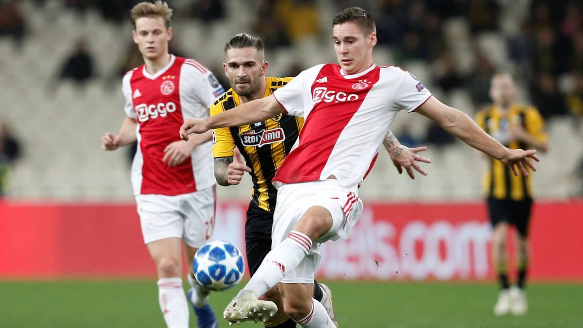 El Sevilla ataca al central austriaco del Ajax Maximilian Wober, de 20 años, que vuela ya hacia a España. Pablo Machín tiene ya su primer refuerzo invernal y busca un delantero (Munir) y un medio.