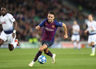 Official: Sevilla and Barcelona reach agreement for Munir