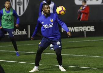 Real Betis enquire about Chelsea's Michy Batshuayi