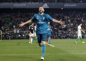 Benzema shines in Sun City