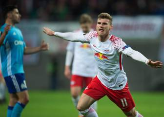 RB Leipzig calm amid talk of winter Werner move to Madrid