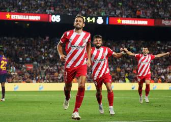 Barcelona settle on a striker: Cristhian Stuani