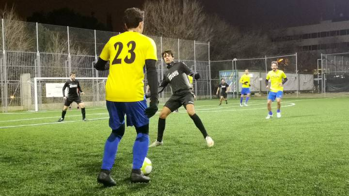 Crónica El País Athletic – EIU University (0-4). Grupo de las Picas Liga As