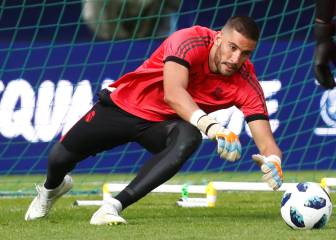 Casilla on verge of leaving Real Madrid for Leeds United
