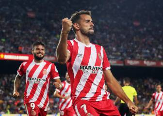 Barcelona could snap up Stuani for less than buy-out clause