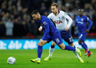 Real Madrid braced for fierce competition for Eriksen