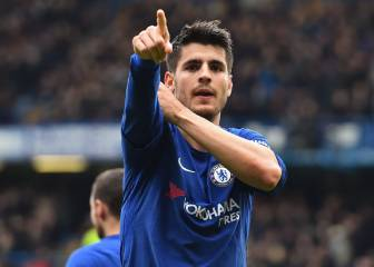 D-Day for Morata as the Higuaín piece falls into place