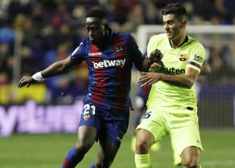 Levante to report Barcelona over ineligible player claims