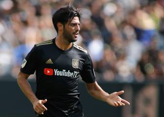LAFC rule out Carlos Vela joining Barcelona on loan