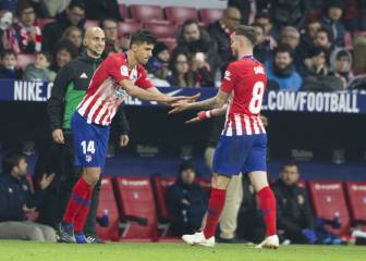 Saúl sustained post-traumatic thigh injury against Girona, medical reports confirm